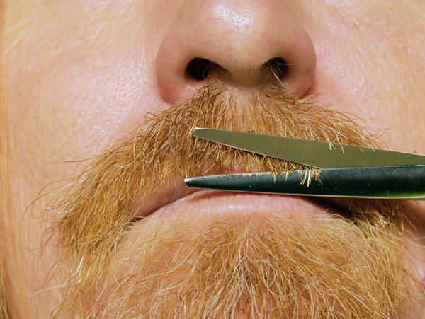 In self-isolation, facial hair is a growing trend.