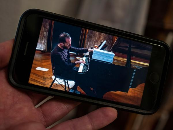 Igor Levit, who performed a 20-hour-long Erik Satie piece live on YouTube, is just one musician who has pushed the limits of livestreaming during the coronavirus pandemic.