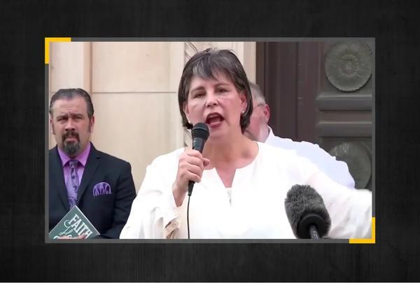 Republican Party of Bexar County Chairman Cynthia Brehm