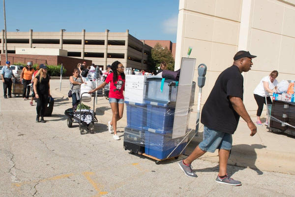 "ISU will consider extending ""move-in over more days to limit congestion and follow social distancing guidelines."""