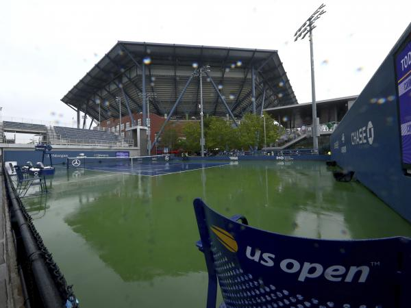 This year's U.S. Open will take place at the Billie Jean King National Tennis Center in Queens, but fans won't be in the stands due to the coronavirus pandemic.
