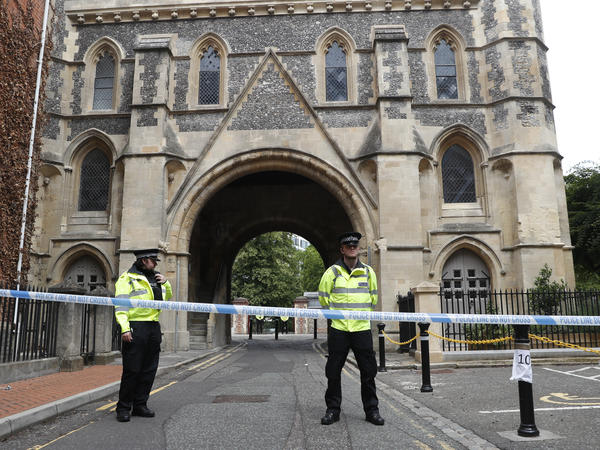 Forbury Gardens in Reading, England was the site of a stabbing attack on the evening of June 20. Police officials have formally declared it a terrorist incident.