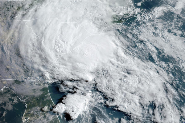 On May 27, Tropical Storm Bertha approached South Carolina three days before the official start of the Atlantic hurricane season.