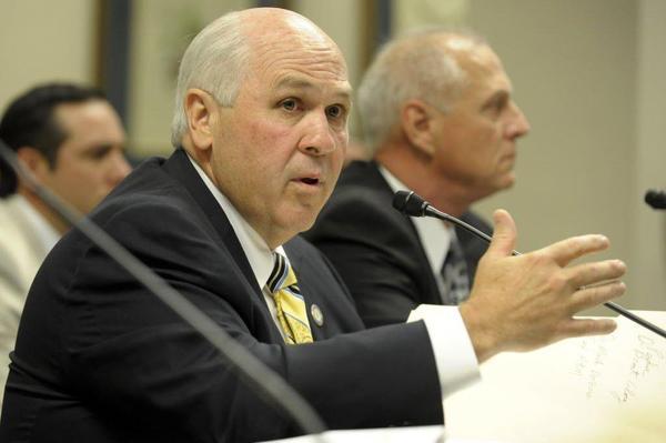 """State Senator Mack """"Bodi"""" White, Chairman of the Senate Finance Commitee"""