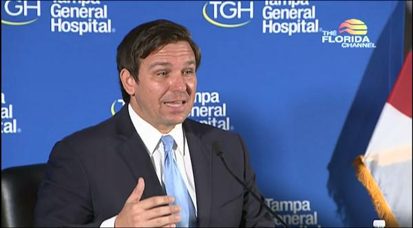 Gov. Ron DeSantis on Tuesday signed a bill that will revamp a program that helps people with intellectual or developmental disabilities live in their homes and communities.
