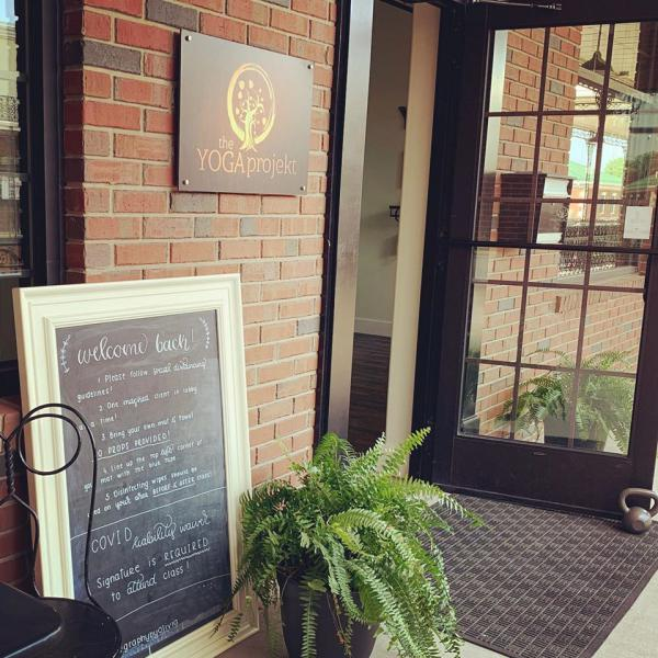Fitness centers, including yoga studios, are able to reopen under Phase 4 of the Restore Illinois plan. The Yoga Projekt in Peoria Heights is one practice looking to welcome back in-person clients.