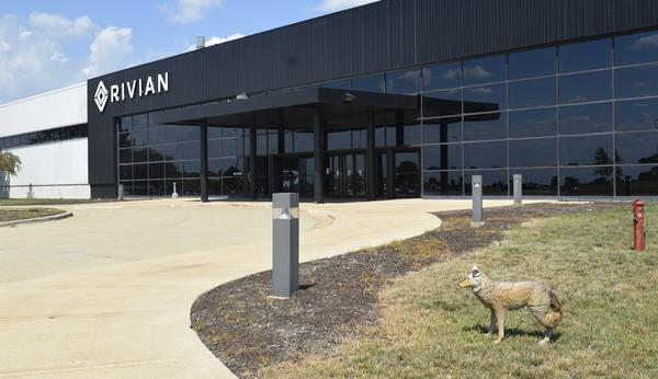 Rivian is seeking a new 500,000-square foot building expansion as the company prepares to begin electric vehicle production next year.