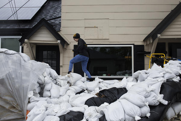A national study from a consortium of academic researchers has found that about twice as many properties in Missouri and Illinois are at risk of flood damage than federal agencies estimate.