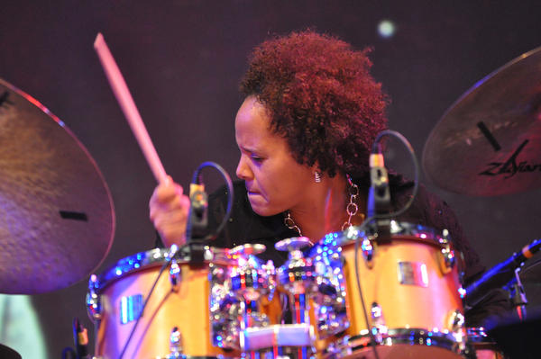 """When you start rearranging Duke Ellington, you better feel good about it,"" Terri Lyne Carrington says."