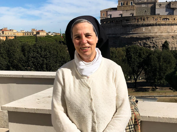 """""""The Vatican is a world of men; some truly are men of God,"""" says Sister Catherine Aubin, a French Dominican nun who teaches at the Pontifical University of St. Thomas in Rome. """"Others have been ruined by power. The key to these secrets and silence is ... abuse of power. They climb up a career staircase toward evil."""""""