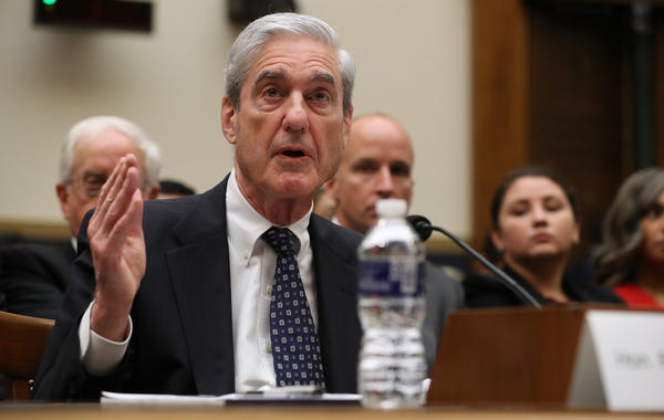Former special counsel Robert Mueller testifies Wednesday before the House Judiciary Committee about his report on Russian interference in the 2016 presidential election.