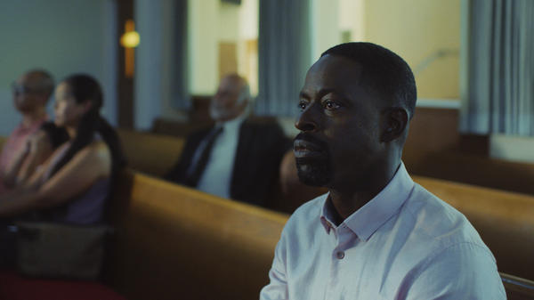 Sterling K. Brown plays the patriarch of a family in crisis in <em>Waves</em>.