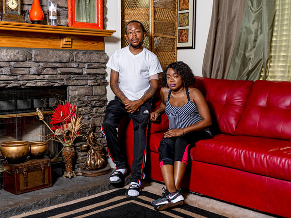 India Hardy, and her brother, Rico, suffer regular bouts of severe pain when their sickle cell disease flares up. They say they used to find relief at St. Mary's, their local hospital in Athens, Ga., until the facility changed the pain treatment protocol in its emergency room.
