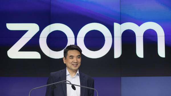 Eric Yuan says Zoom will put security first, as it tries to regain users' trust.