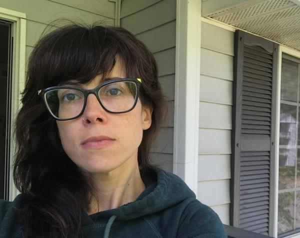 """""""It's really intense and it's really frightening,"""" says Nicolena Loshonkohl in Roanoke, Va. She's a single mom with a 2-year-old daughter and lost her job at a hair salon a month ago. Loshonkohl is still waiting on the bulk of her unemployment benefits to start."""