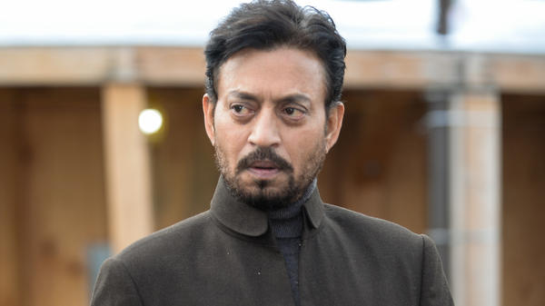 Actor Irrfan Khan has died at age 54, after an acclaimed film career in India and on the international stage. He's seen here in 2018, during a visit to Park City, Utah.