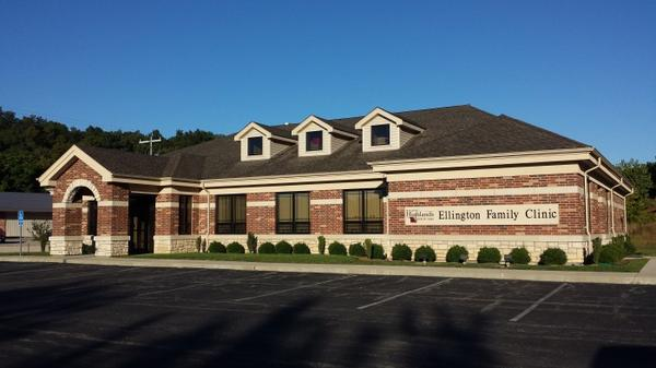 The Ellington Family Clinic is part of Missouri Highlands Healthcare, a health center serving seven counties in the Ozarks.