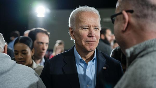 Former Vice President and 2020 presidential candidate Joe Biden requested Senate records related to allegations from a former aide. If such a record exists, the office that would handle it says it cannot make a public release.