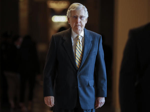 Senate Majority Leader Mitch McConnell has made filling judicial vacancies his top priority ahead of the 2020 elections.