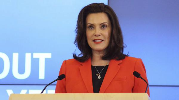 Michigan's Republican-led Legislature says Gov. Gretchen Whitmer is overstepping her authority by restricting businesses and other activities in response to the COVID-19 pandemic. Both the governor and the state's attorney general disagree.