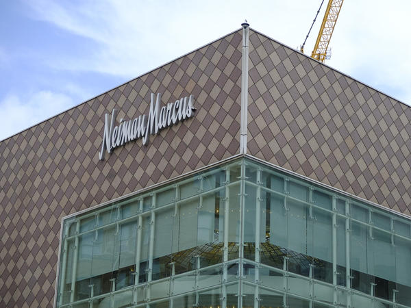 Luxury retailer Neiman Marcus has become the first department store to declare bankruptcy during the coronavirus pandemic.