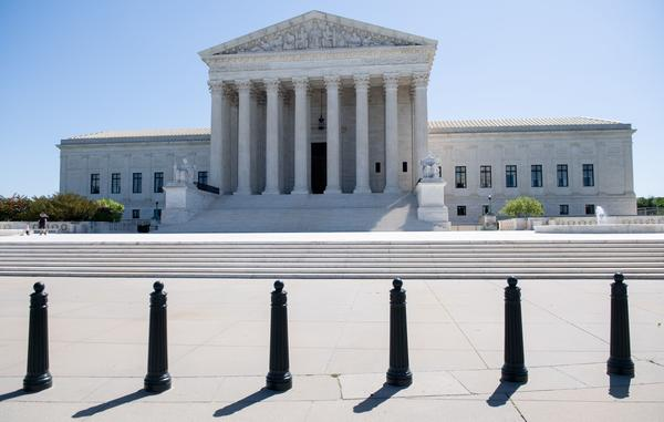 The Supreme Court justices heard oral arguments remotely this week, and for the first time the arguments were streamed live to the public.