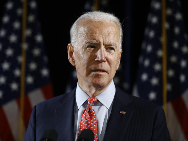 "While denying the sexual assault allegation, Democratic presidential candidate Joe Biden had this to say to potential voters: ""I wouldn't vote for me if I believed Tara Reade."""