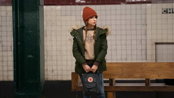 Darby (Anna Kendrick) waits for love (and the A Train) in <em>Love Life</em>, an original series launching with HBO Max.