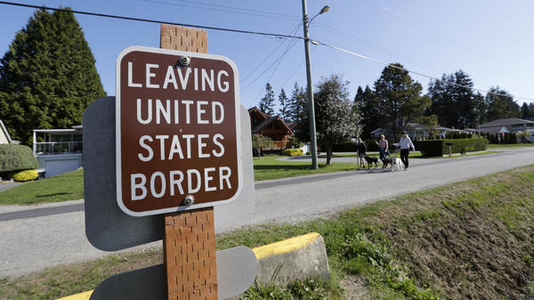 The U.S. and Canada closed their shared border to nonessential traffic in March and extended that order last month. On Tuesday, Canadian Prime Minister Justin Trudeau announced that the order has been extended yet again.