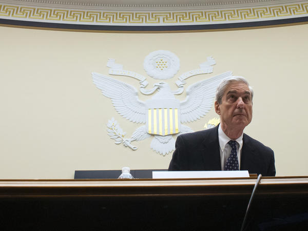 Former special counsel Robert Mueller testifies before the House Judiciary Committee hearing on his report on Russian election interference in July 2019.