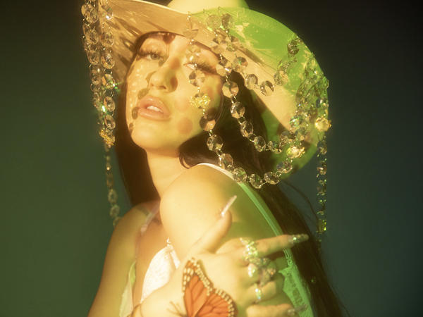 Noah Cyrus' new EP <em>The End of Everything</em> incorporates contemporary pop, country, the gospel music of her grandfather and is inspired by a YouTube video about the end of the universe.