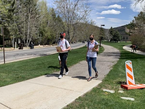 The Utah HERO project involves asking preselected households in four counties to participate in two COVID-19 tests, one that looks the virus itself, and another that looks for antibodies against it.