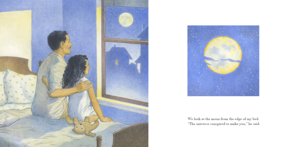 Astrophysicist Ray Jayawardhana remembers looking up at the night sky with his own father. His new book <em>Child of the Universe</em> is a bedtime story about a child understanding her place in the cosmos.