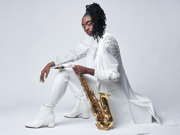 Aided by an ensemble cast of jazz musicians new and old, Lakecia Benjamin recorded the entirety of her new album 'Pursuance: The Coltranes' in two days.