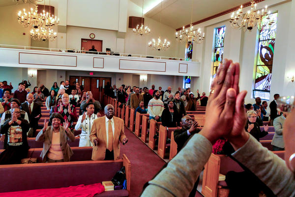 Evangelical Christians traditionally focus on individual sin and salvation. But some are taking a wider view when it comes to addressing systemic racism.