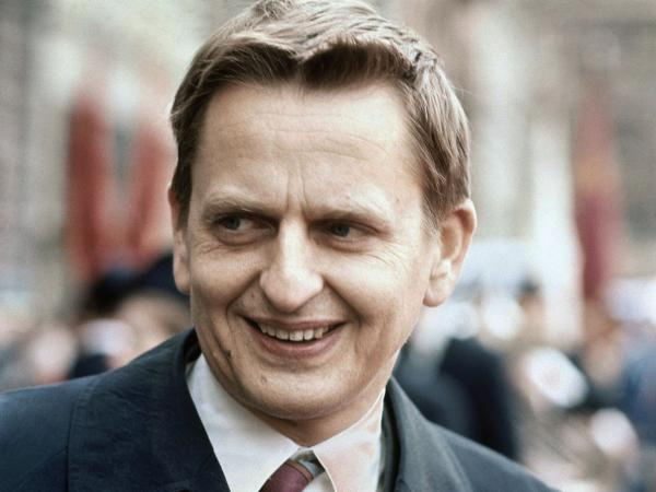 Swedish Prime Minister Olof Palme was fatally shot at point-blank range on one of the busiest streets in downtown Stockholm as he and his wife, Lisbet, were leaving a movie theater on Feb. 28, 1986.