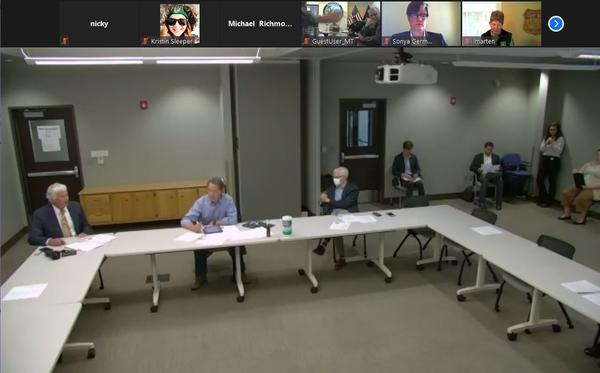 Montana Gov. Steve Bullock received an fire season outlook briefing from federal, state, tribal and local managers viz Zoom June 16, 2020.
