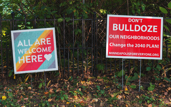 In 2018, Minneapolis undertook a major effort to redo city zoning with racial equity and climate change in mind, which divided the community.