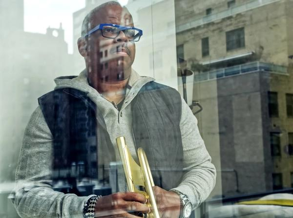 Jazz trumpeter and composer Terence Blanchard.