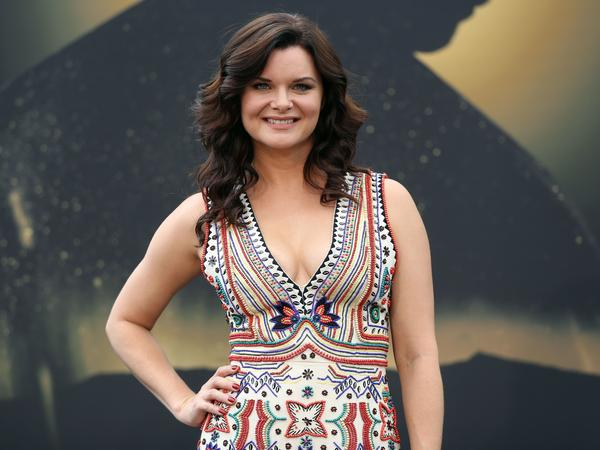 <em>The Bold and the Beautiful</em> actress Heather Tom in 2017.