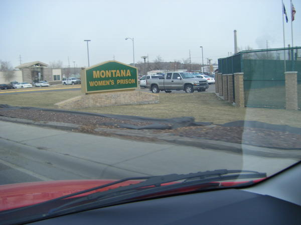 Montana Women's Prison in Billings, Montana