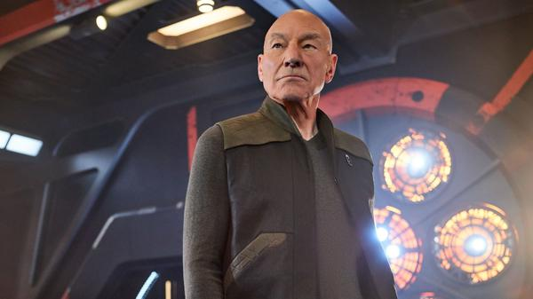 Patrick Stewart is back as Jean-Luc Picard on the CBS All Access series<em> Star Trek: Picard. </em>