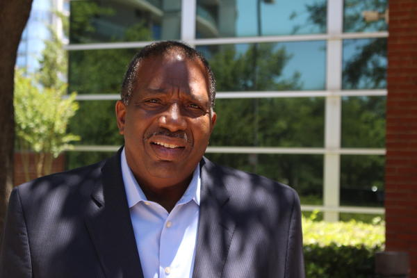 State Senator Royce West (D-Dallas) is vying for the Democratic nomination for U.S. Senate.
