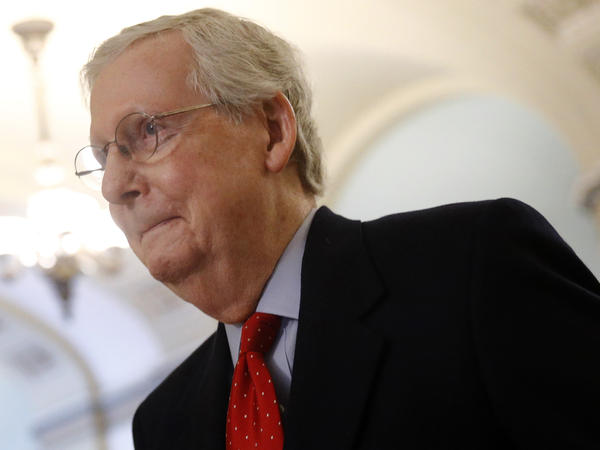 Senate Majority Leader Mitch McConnell, R-Ky., and the GOP majority have confirmed 200 judicial nominees by President Trump. It's a record that will affect U.S. law for decades.