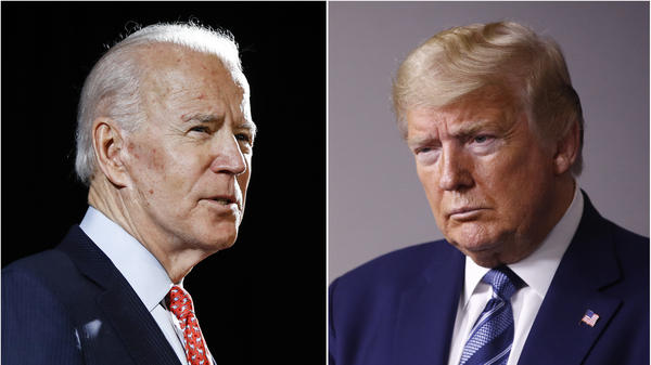 Joe Biden has an advantage over President Trump in new fundraising, according to numbers the campaigns released for June. Biden and the Democratic Party raised $141 million, against the $131 million Trump and Republicans brought in.