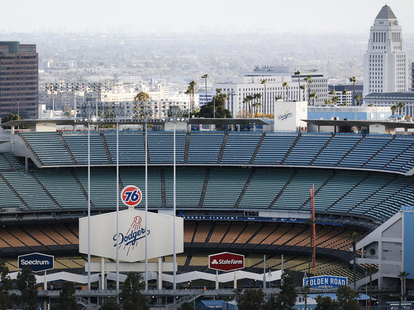 Major League Baseball is cancelling this year's All-Star Game due to concerns over the coronavirus. The Los Angeles Dodgers, who were to host this year's game, will instead play host to the Midsummer Classic in 2022.