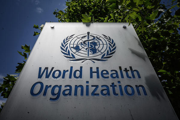 The World Health Organization in Geneva has faced criticism from President Trump over its handling of the pandemic.