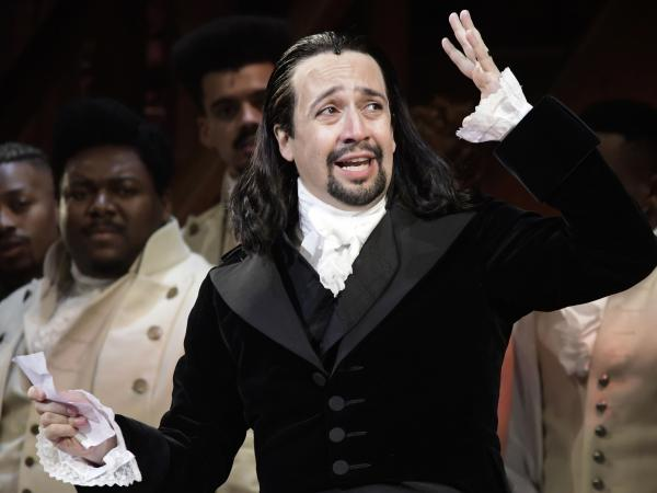 Lin-Manuel Miranda is the composer and creator of the award-winning Broadway musical <em>Hamilton</em>. History's Alexander Hamilton was at the center of the push to create an Electoral College.
