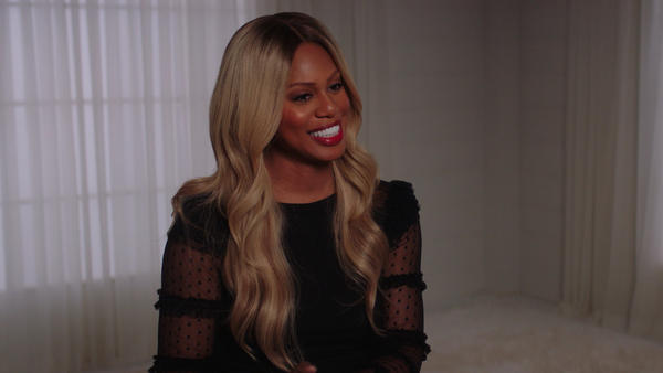 Laverne Cox is the executive producer and a prominent voice in the new documentary <em>Disclosure.</em>