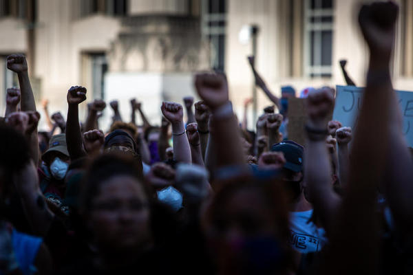 The killings of George Floyd in Minneapolis and Breonna Taylor in Louisville by police sparked protests around the country and in St. Louis.